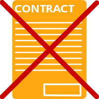 Without contracts, without subscriptions