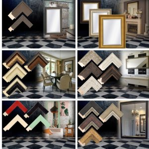 Customized mirrors