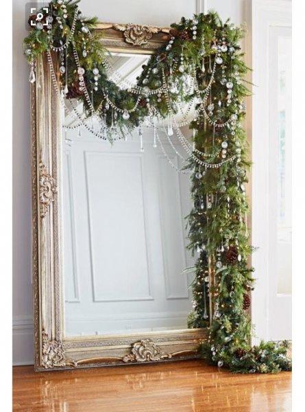 kerstversiering-grote-barok-spiegel