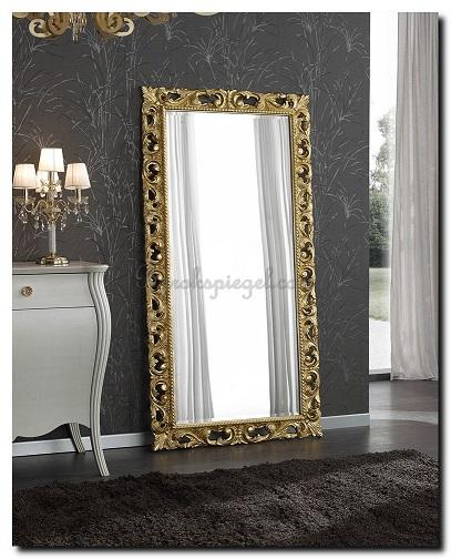 Grote Gouden Barok Spiegel.Passpiegel En Garderobespiegel Ideeen Met Interieurtips