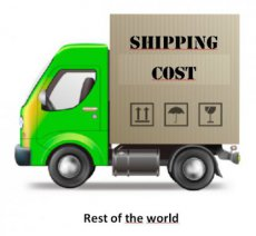 Rest of the world shipping