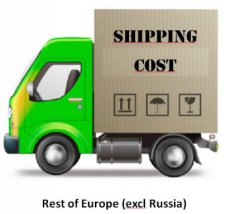 Rest of Europe Shipping