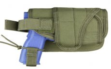 Condor Horizontal Holster Oliv Molle-System MA68: HT Holster