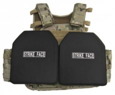 Operator plate carrier multicam NIJ-4 Stand Alone 2 platen 250x300mm
